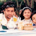 Ranbir-Kapoor-&-Rishi-Kapoor and daughter