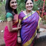 Amruta Pawar mother