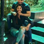 Celebrity Couple Veena Jagtap and Shiv Thakare