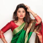 Marathi Actress Prajakta Mali Photos