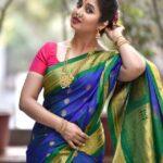 Prajakta Mali Marathi Actress Saree Photos