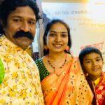 Pravin Tarde Marathi Actor Family Photo