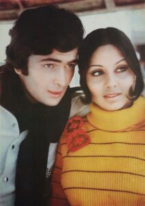 Rishi Kapoor Wife Neetu Kapoor Singh Photo