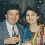 Rishi Kapoor Wife Neetu Singh Old Photo