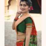 Ruchira Jadhav Marathi Actress in Saree Photos