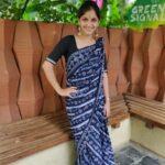 ShivanI Sonar Saree Photo