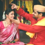 Surabhi Hande Marriage Photo Marathi Actress