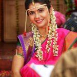 Veena Jagtap In Marriage Costume