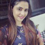 Veena Jagtap Selfie Photo