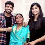 Veena Jagtap Shiv and His Mother
