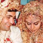 rishi kapoor neetu singh marriage photo