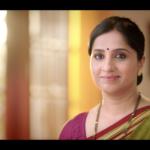 Madhurani Gokhale-Prabhulkar as Aai in Star Pravah Serial Aai Kuthe Kay Karte