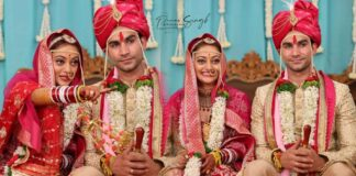 Manasi naik marriage wedding photos husband name pardeep kharera
