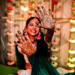 Mitali Mayekar Lagnachi Mehandi Marathi Actress