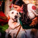 Mitali Mayekar Marathi Actress Haldi Photos