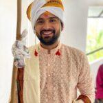 Siddharth Chandekar Wedding Photos