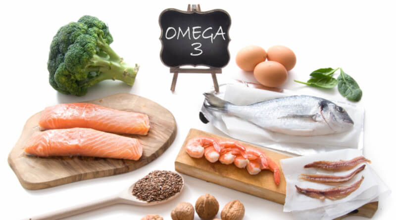 omega 3 fatty acid rich fish