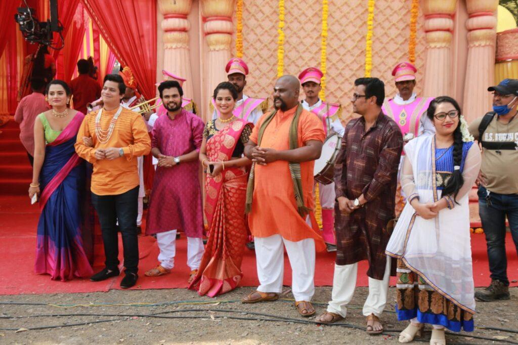 Mangalashtaka Returns Marathi Movie Launch