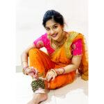 Samruddhi Kelkar Lavni look Marathi Actress