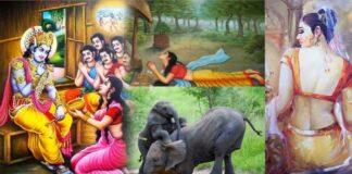 shree-krishna-pach-pandav-5-story-question-kalyuga-arjun-bhim-answer