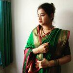 Tanvi Mundle Actress Saree Photos