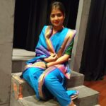 Tanvi Mundle Maharastrian Look