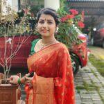 Tanvi Mundle Saree Photos