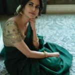 Aaditi Pohankar Actress in saree