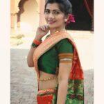 Ruchira Jadhav Marathi Actress in Saree Photos