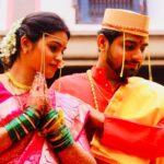 Surabhi Hande Marathi Actress Marriage Photos
