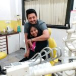 Swapnil Joshi with Wife Leena Joshi