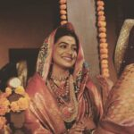 Swarajya Janani Jijamata Actress Amruta Pawar