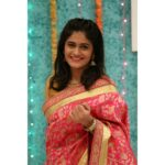 Vidisha Mhaskar Marathi Actress in Saree
