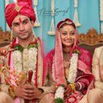 Manasi naik marriage wedding photos husband name pardeep kharera