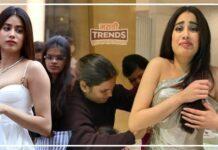 janvhi kapoor pics latest news bollywood shredevi daughter