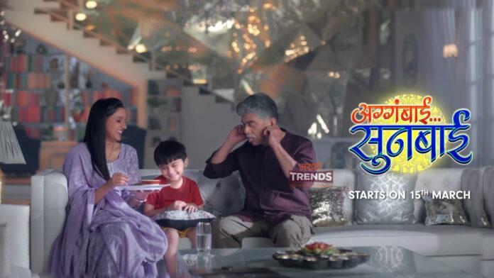 AggaBai Sunbai Cast Wiki Photos Zee Marathi Serial Actress Real Name